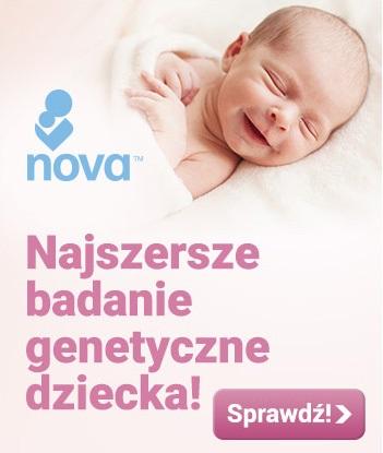 Najszersze badanie genetyczne dziecka